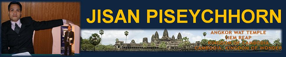 Mr. Jisan Pisey Chhorn's Homepage