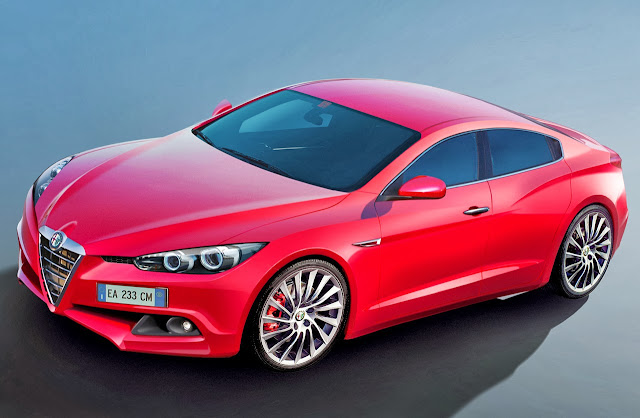 Este podría ser el aspecto final del nuevo Alfa Romeo Giulia