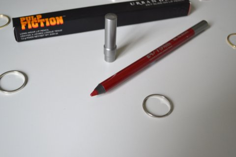 Urban Decay Pulp Fiction 24/7 Glide-On Lip Pencil Mrs Mia Wallace