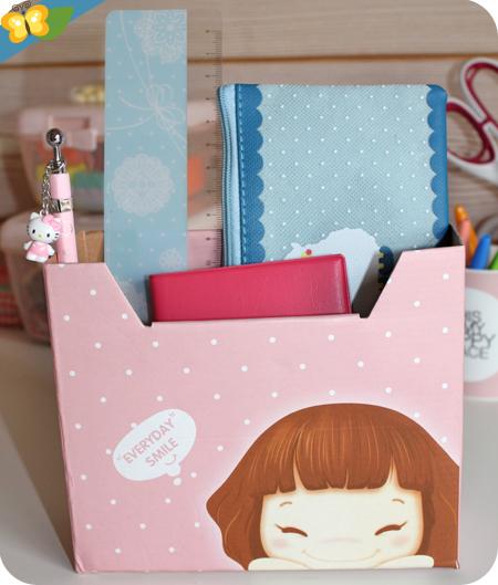Kawaii Box Tamtokki spéciale rentrée