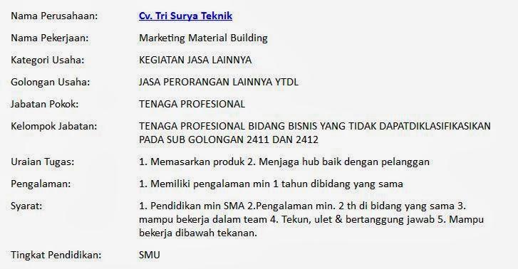 lowongan-kerja-terbaru-sidoarjo-surabaya-januari-2014