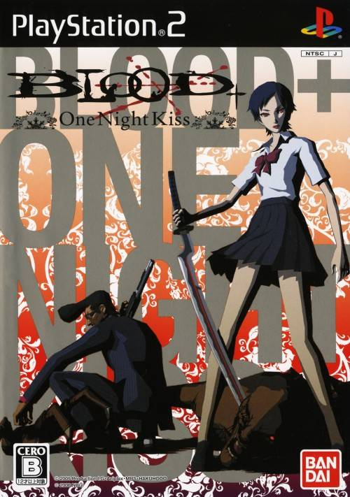 Torrent Super Compactado Blood+ One Night Kiss PS2
