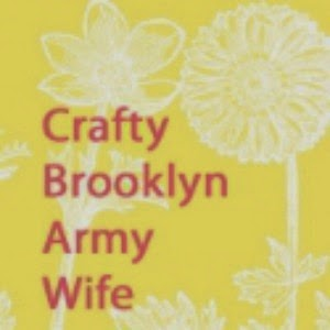 Crafty Brooklyn Army Wife