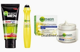 FREE CCD vouchers on Garnier products