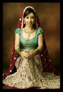 Indian Lengha Choli Desgins