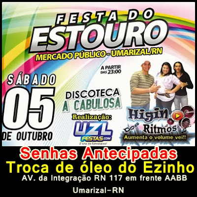 FESTA DO ESTOURO