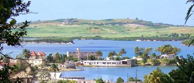 Cuba terminal portuaria en el Mariel