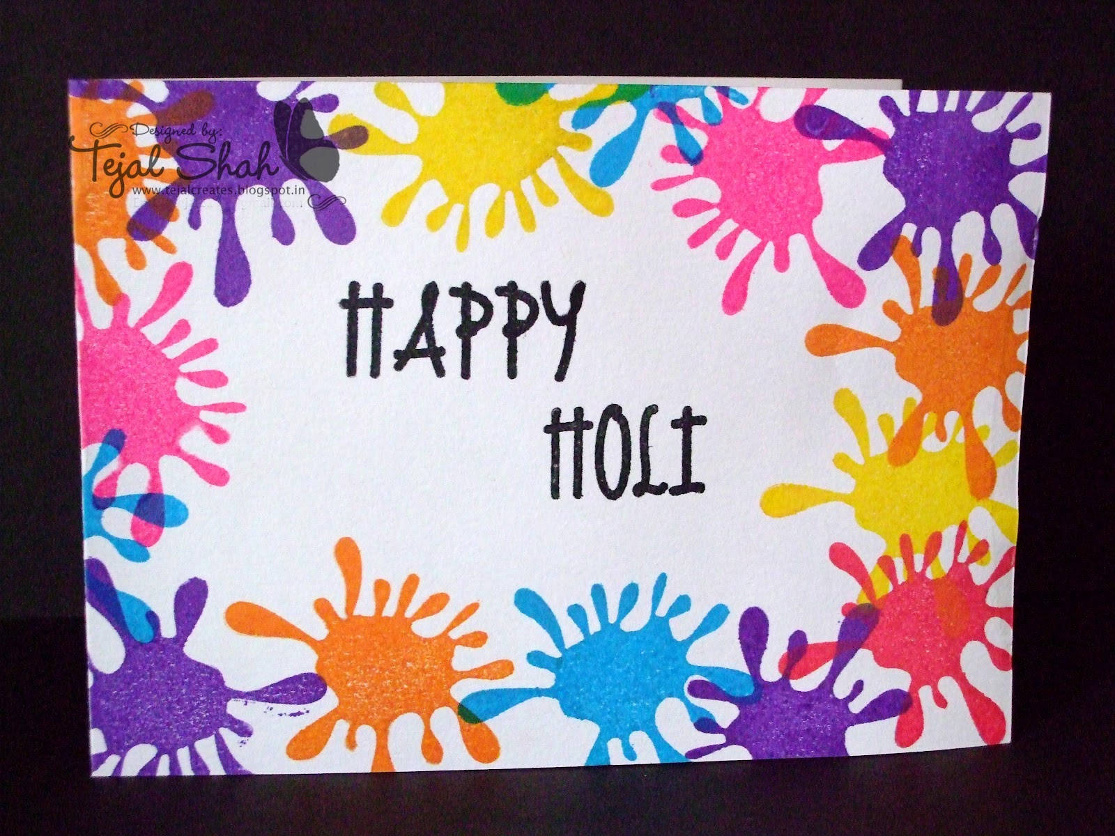 Creative expressions fascinating friday and an enabler alert for Holi decorations at home