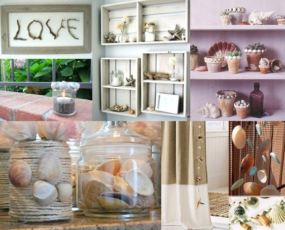 Decorazioni Per Casa Al Mare : Decorazioni idee e fantasia decora la tua casa con i tesori