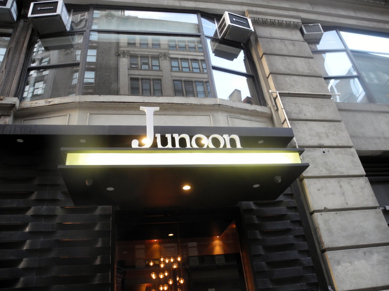 Junoon – home to the hottest and possibly best chef in nyc