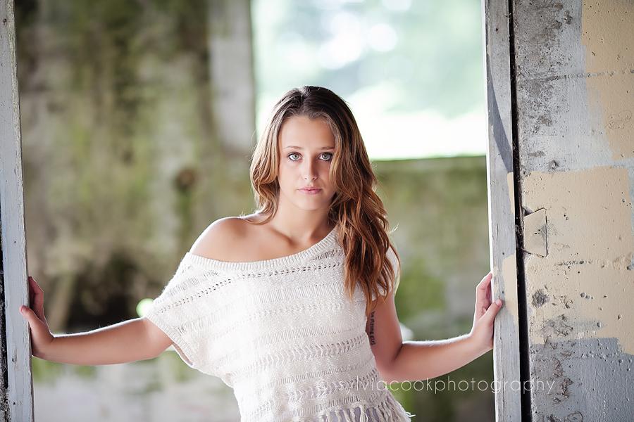 King County senior photographer