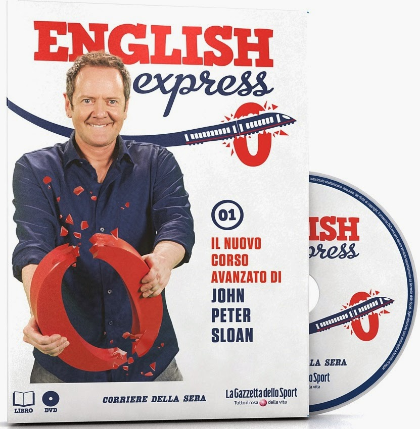 In edicola English Express
