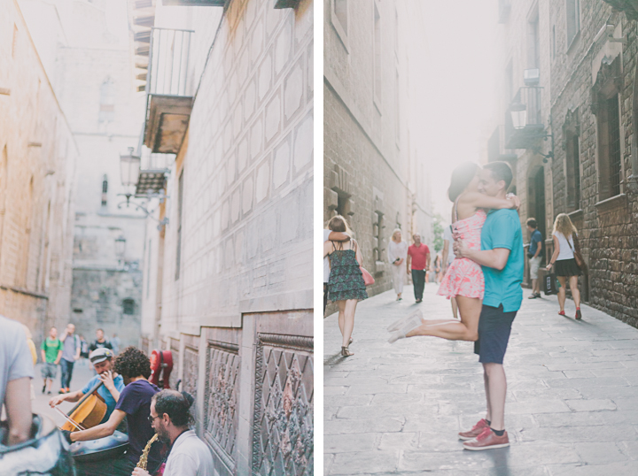 barcelona engagement wedding photographer