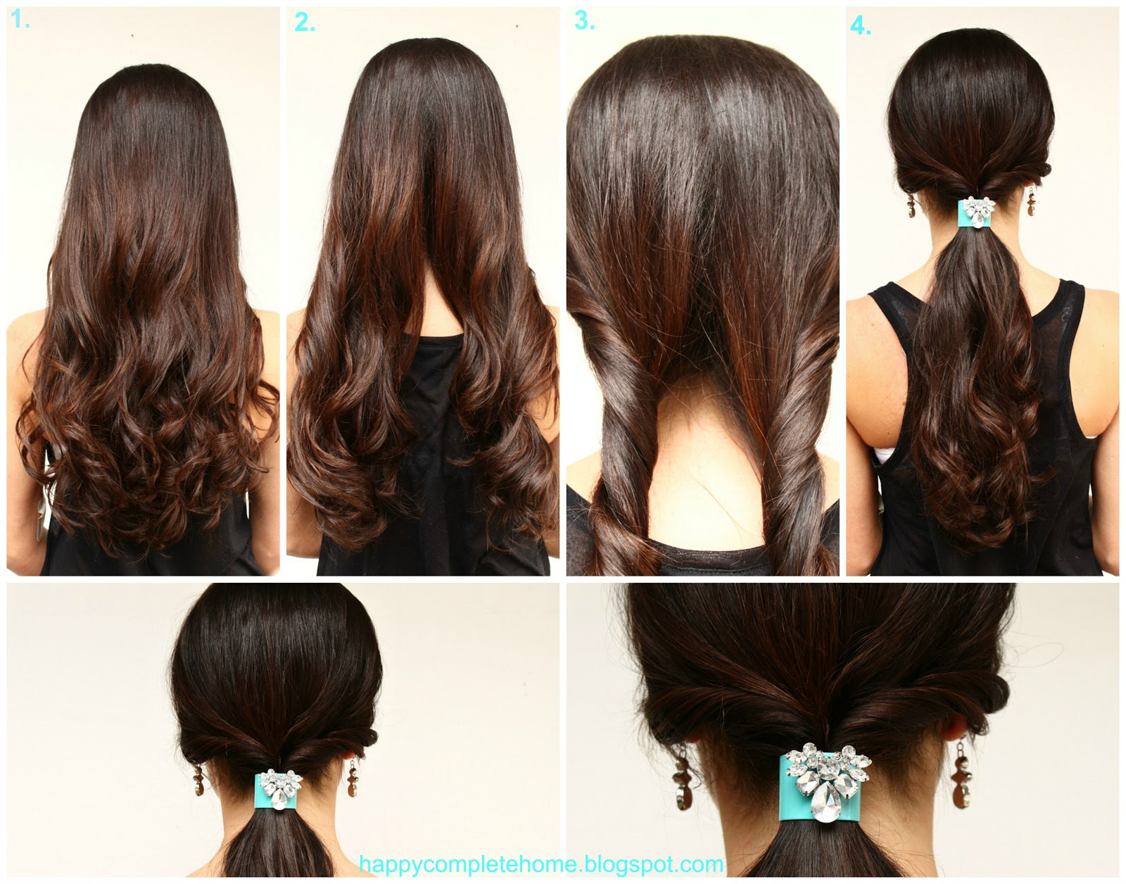 Fastened Easy Hair Updos 2015 Best Haircuts