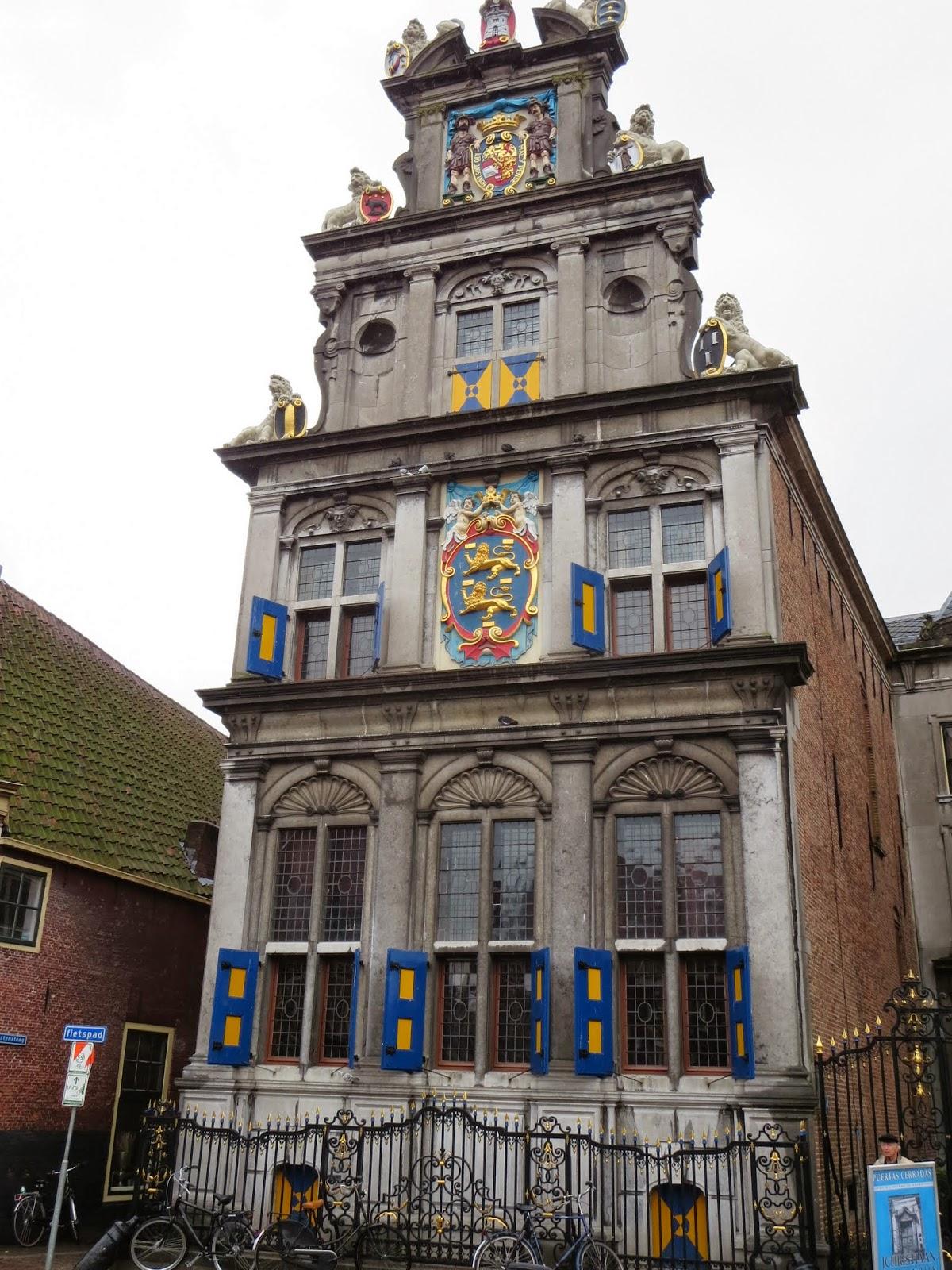 North Holland Hoorn Westfries Museum Sidewalk Safari