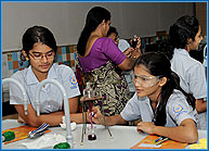 Dhirubhai Ambani International School Science Lab