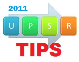 2011 UPSR Peperiksaan Percubaan Percubaan Soalan dan Tips Ramalan UPSR