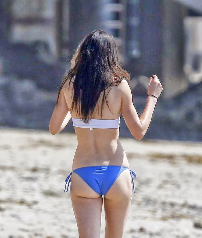 Kendall Jenner was making the most of her Malibu break on Wednesday,‭ ‬March‭ ‬19,‭ ‬2014.