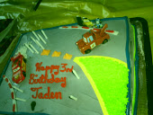 Jaden&#39;s 3rd Birthday!