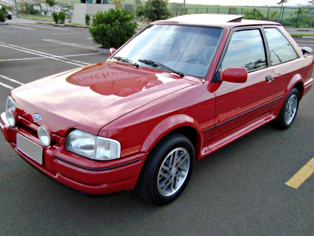 Ford Escort XR-3 1.8 1992 - R$ 120.140 reais
