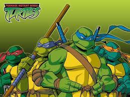 Teenage Mutant Ninja Turtles Cartoon Image