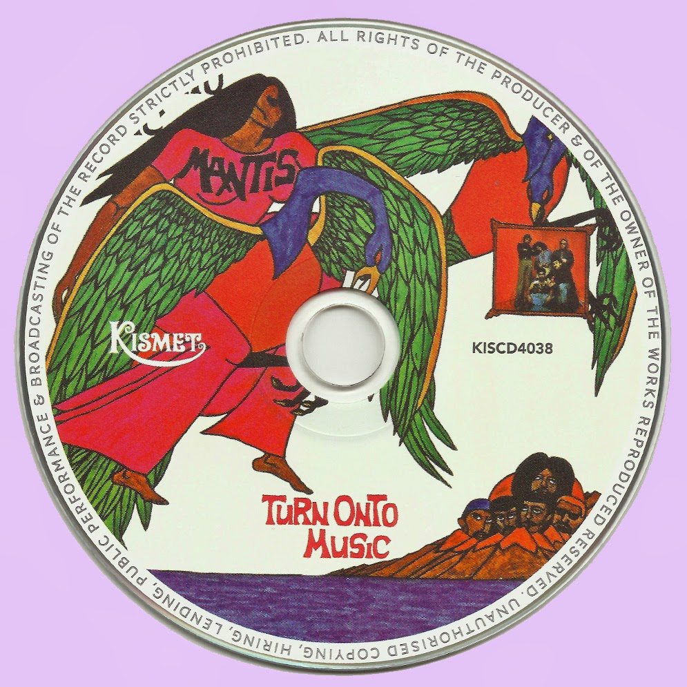 Mantis Turn Onto Music