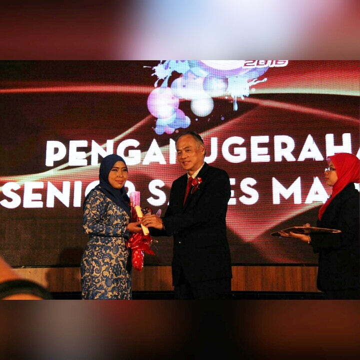 2nd Achievement Senior Sales Manager