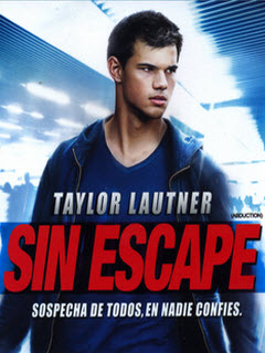 Abduction: Sin escape (2012) [DVDRip] [Latino]