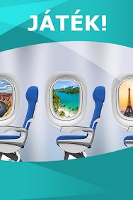 Nyerj páros repülőjegyet egy Te általad választott álom úti célra!