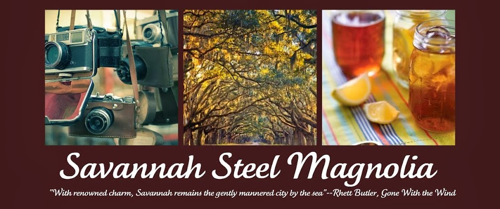 Savannah Steel Magnolia