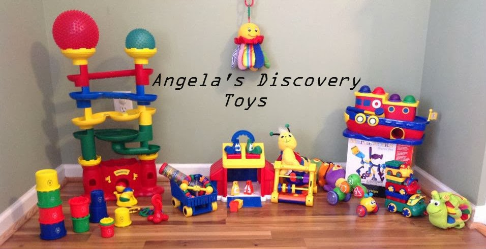 Angela's Discovery Toys
