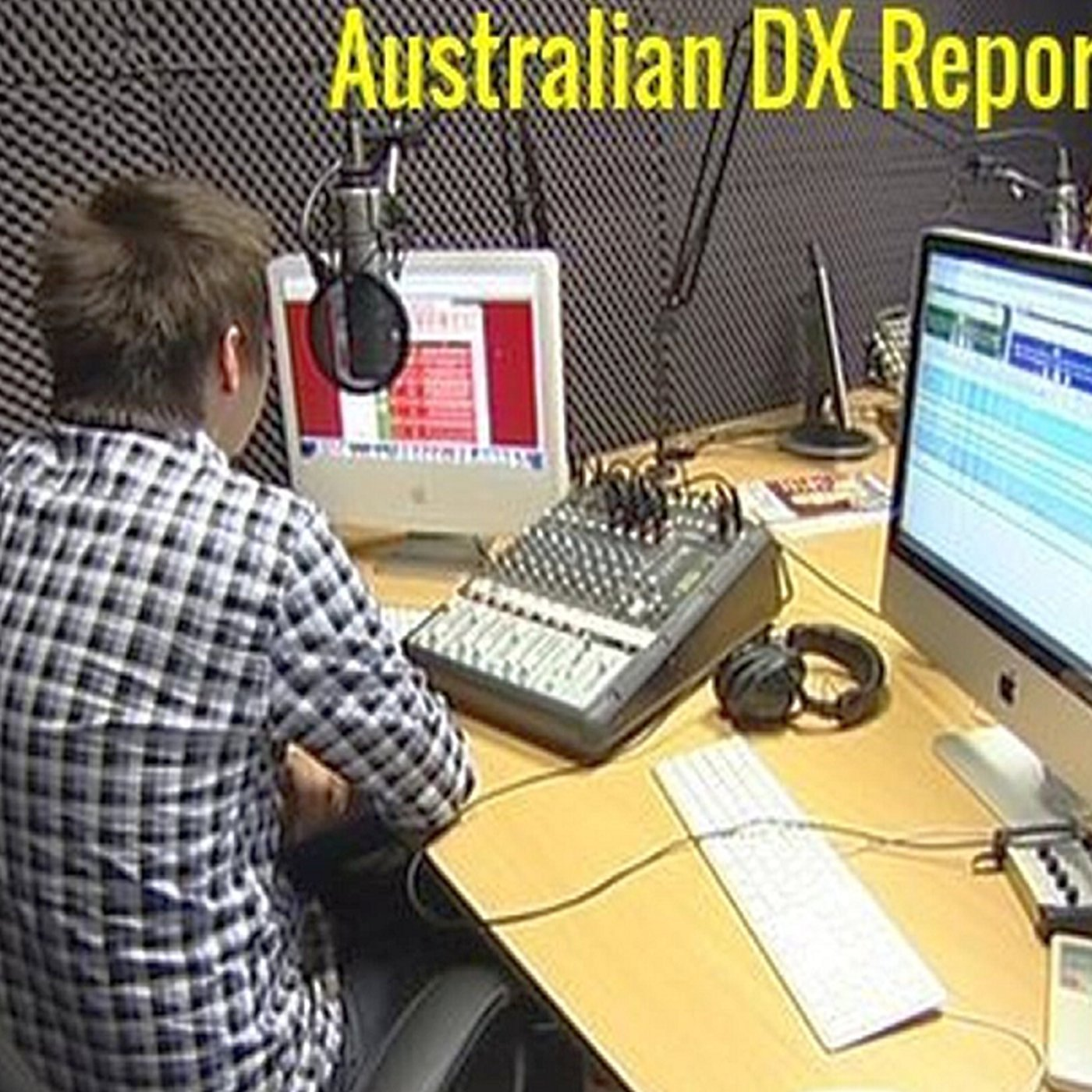 Australian DX Report - Studio