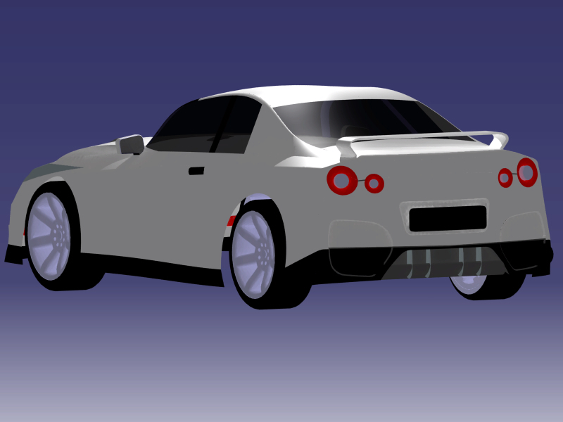 Surface Modeling Drawings This Design is Draw by Using