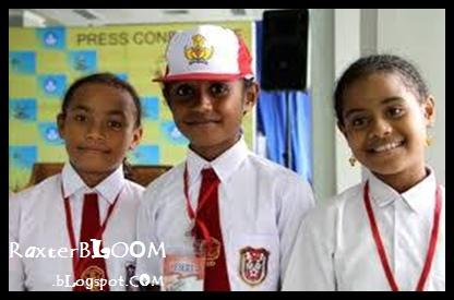 Siswa SD Papua yang Berprestasi Membuat Game Simulator Mengemudi - raxterbloom.blogspot.com