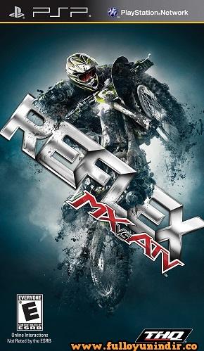 MX vs. ATV Reflex Playstation Portable