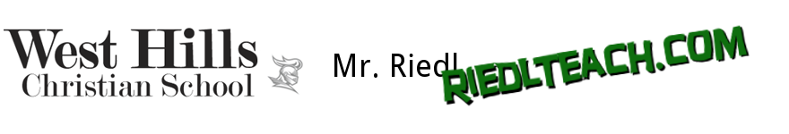 Riedlteach.com
