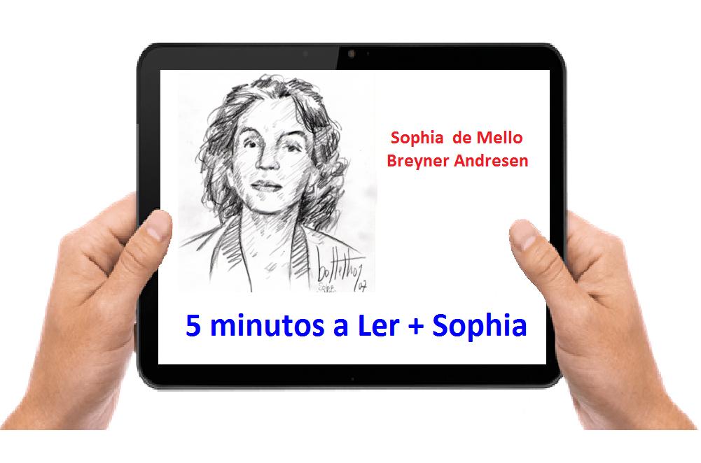 5 minutos a Ler + Sophia