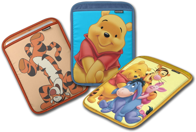 Winnie The Pooh iPad Sleeves