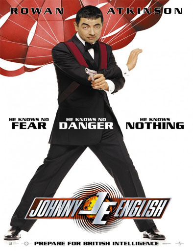 Johnny English pelicula online
