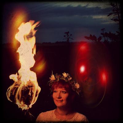 Litha Torch