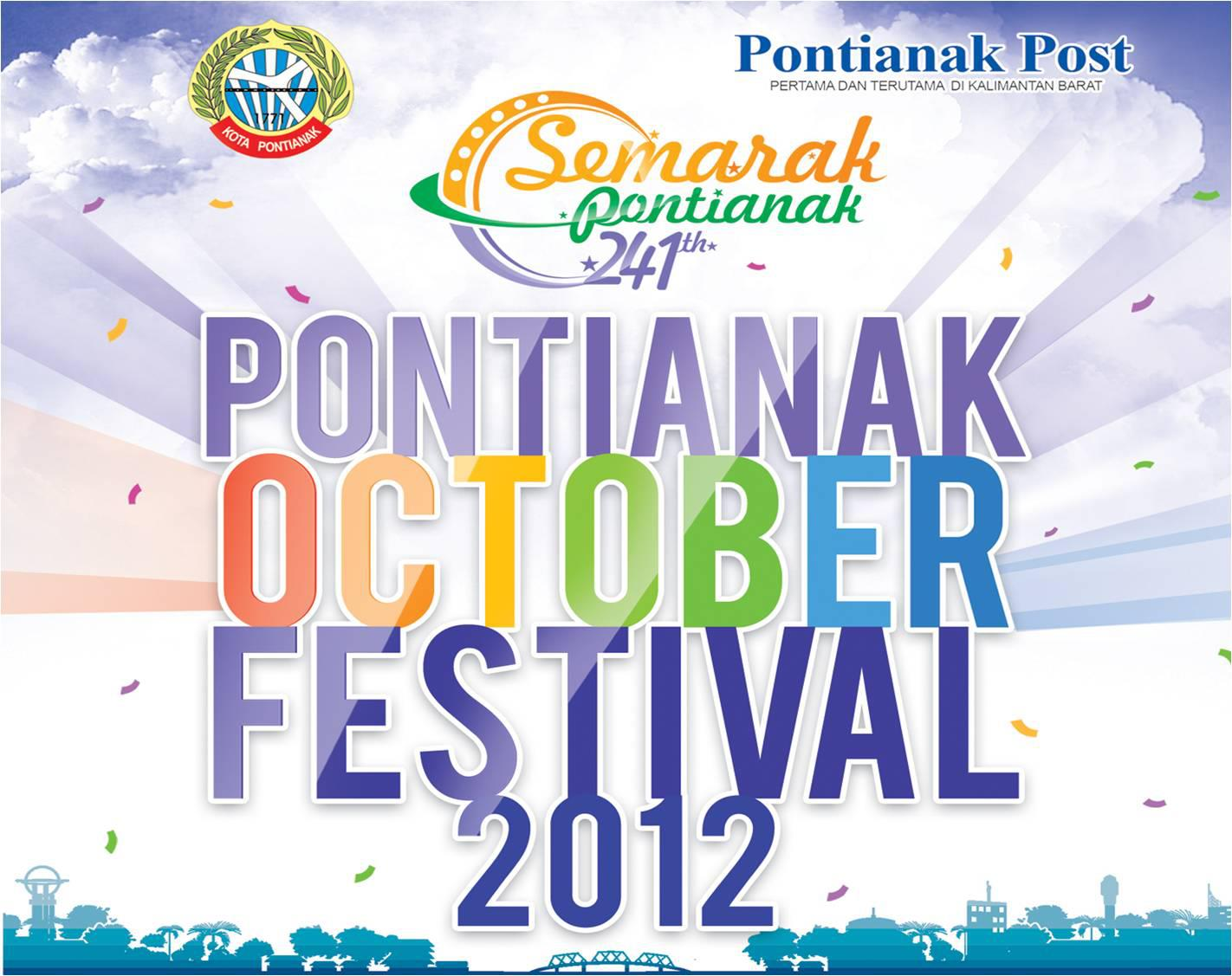 Pontianak October Festival 2012
