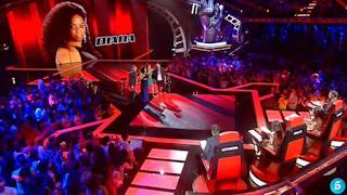 Diana y Diego a semifinales de La Voz 2015