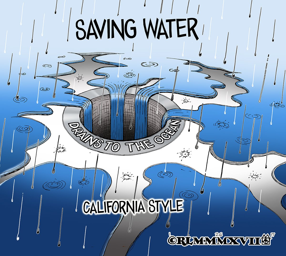 Saving Water California Style