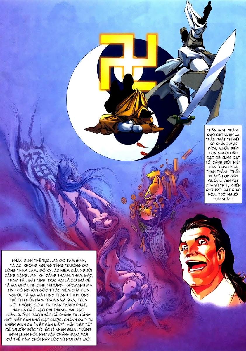 Lục Đạo Thiên Thư chap 4 - Trang 18