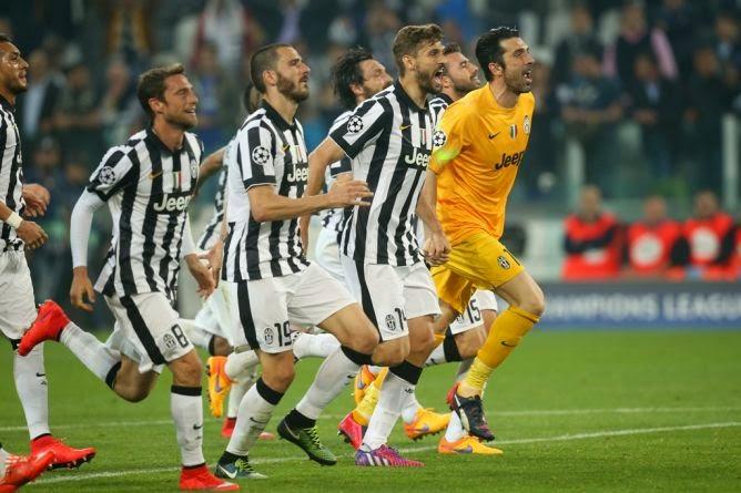 Dramatis Juventus Mampu Taklukan Real Madrid