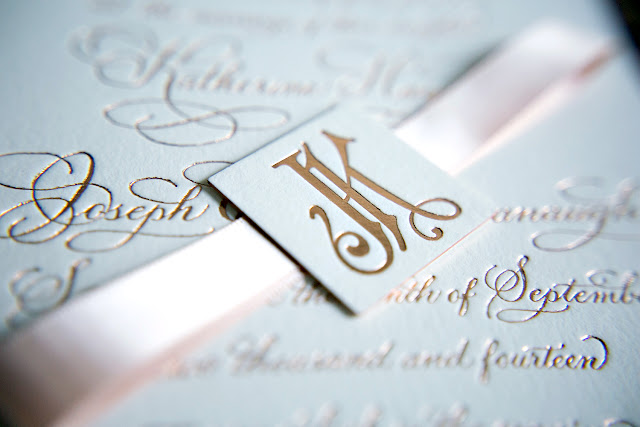 Custom Wedding Monogram