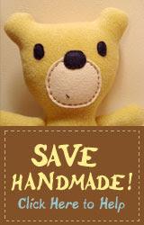 Save handmade!!!