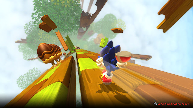 Sonic Lost World Gameplay Screenshot 1