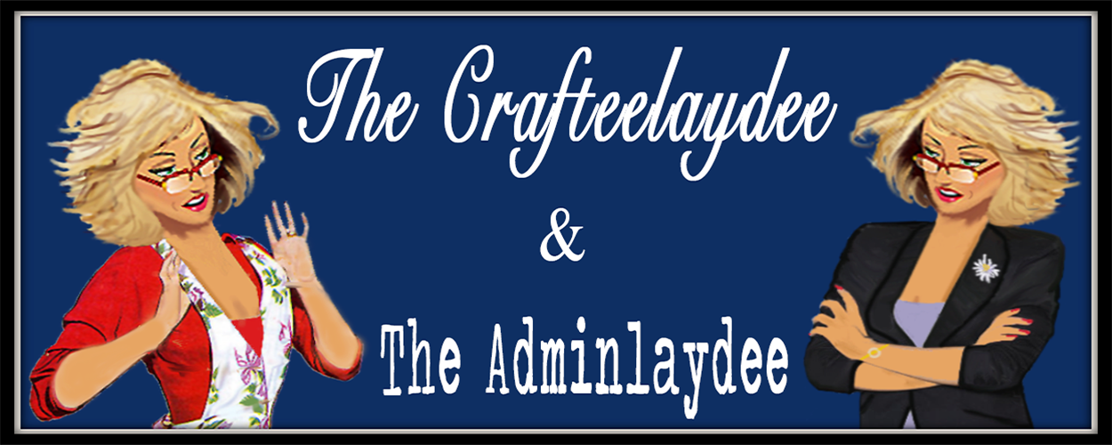 The Crafteelaydee and The Adminlaydee