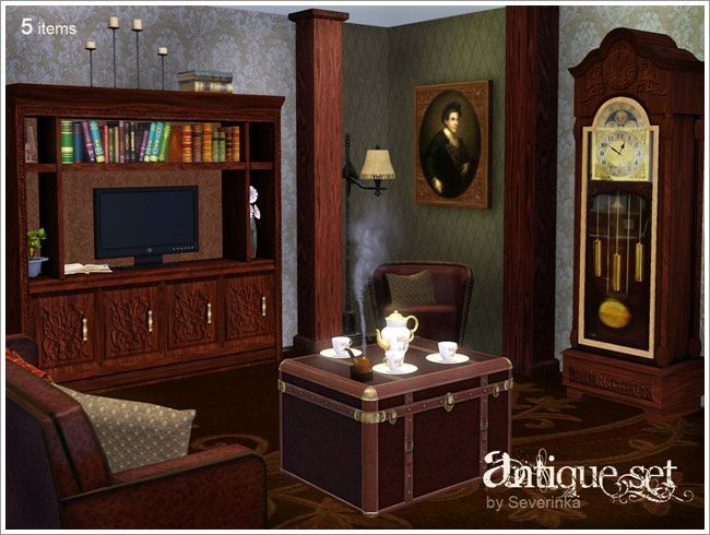 Download At Sims By Severinka